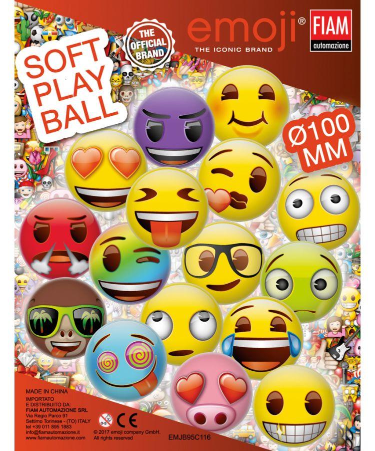 EMOJI SOFT BALL