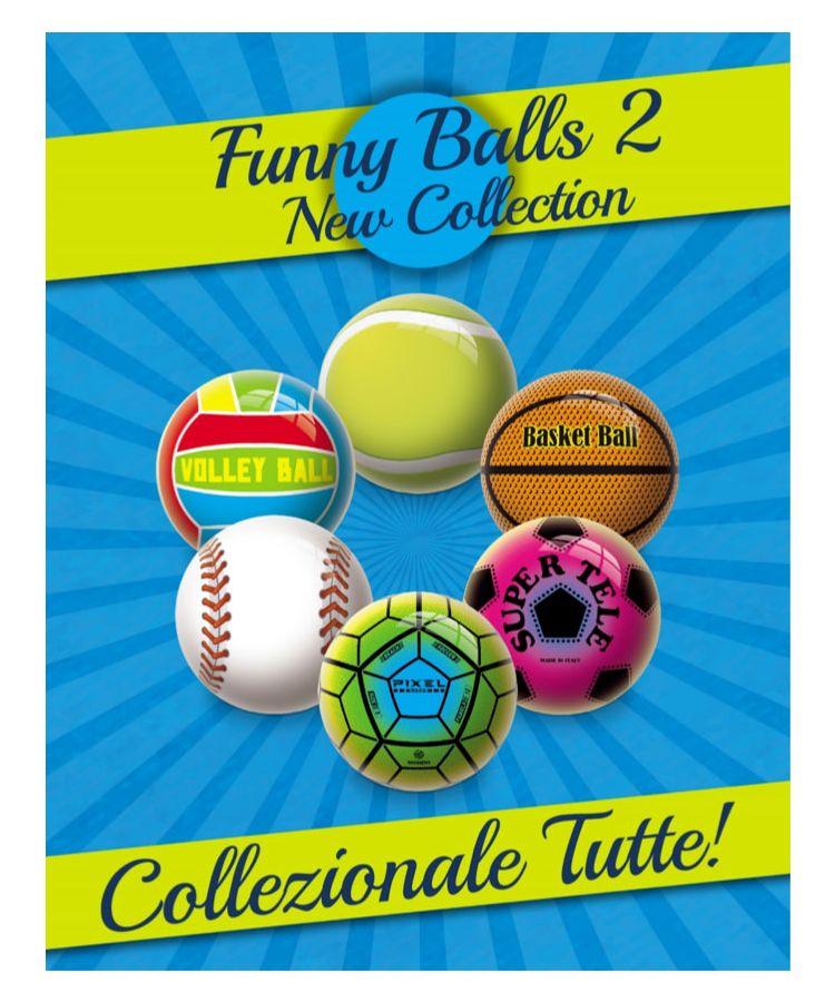 FUNNY BALL SERIE 2