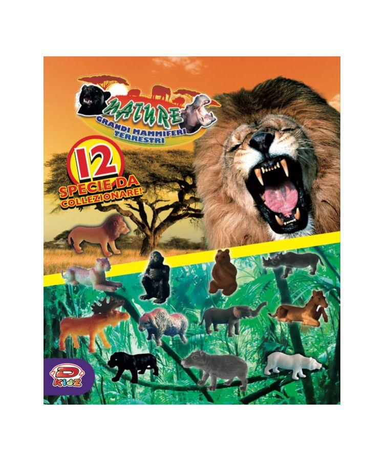 Animali mammiferi