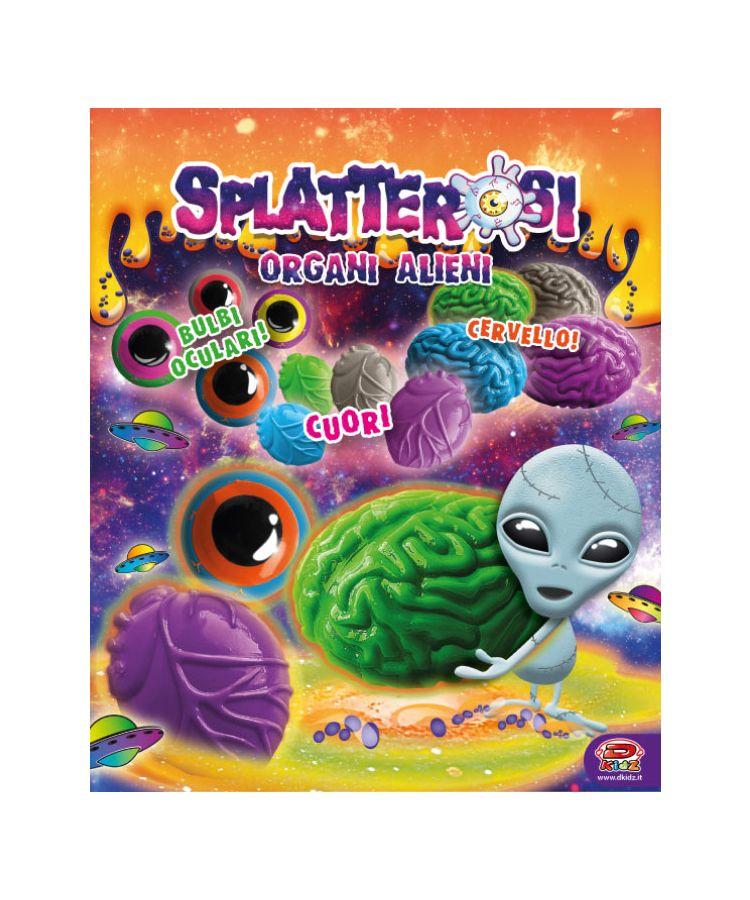 Splatterosi Organi alieni