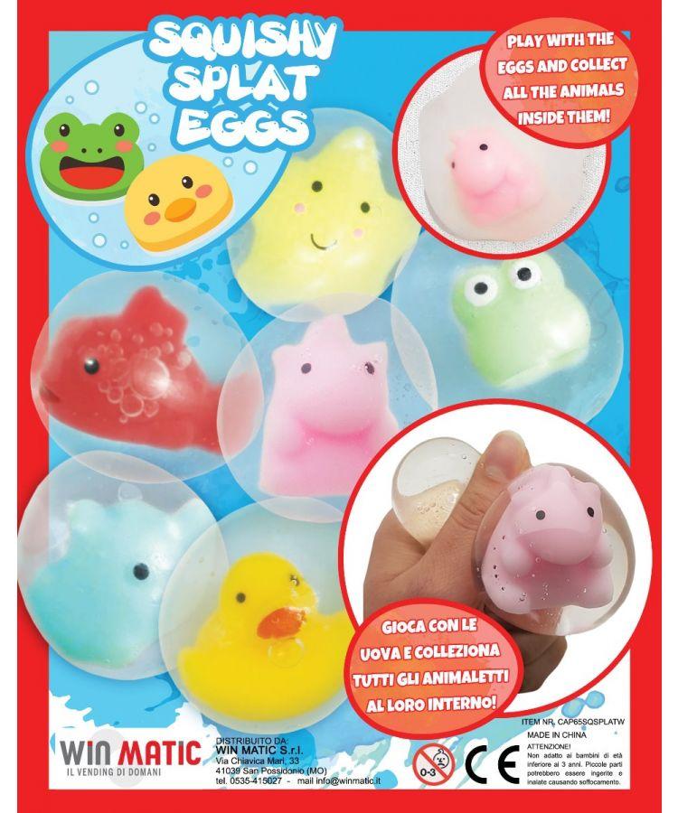 SQUISHY SPLAT EGGS