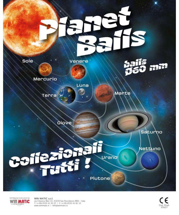 PLANET BALL