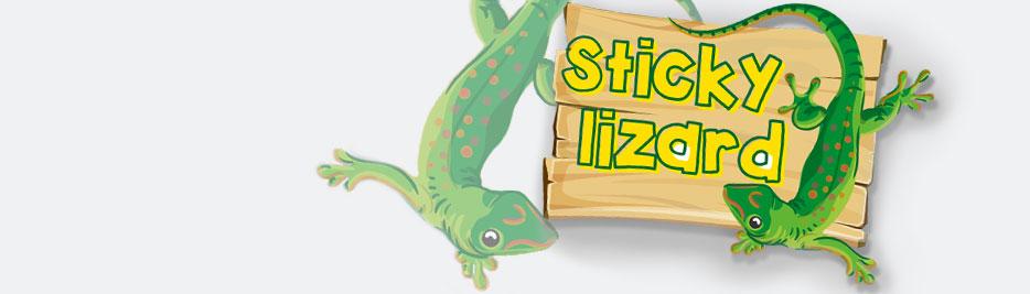 Sticky Lizard